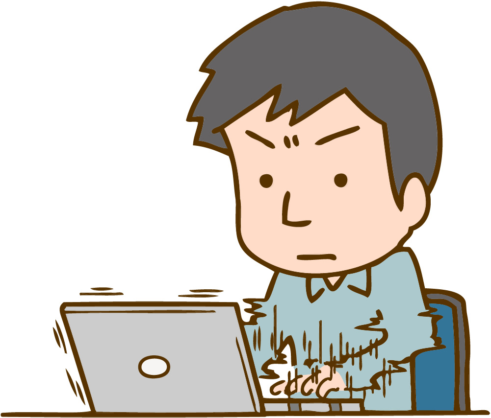 平日16時間は働く激務会社員「とみ」のプロフィールとブログ運営記