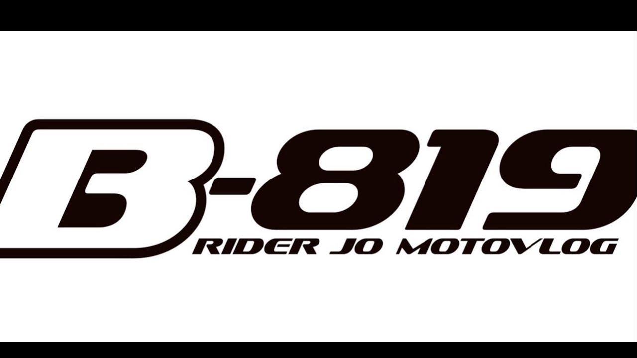 RIDER JO のモトブログ